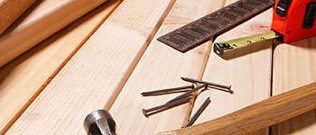 Carpintería de madera en Sevilla