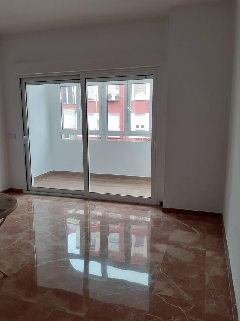 Reformas en vivienda de Sevilla-Calle Jose Laguillo 20